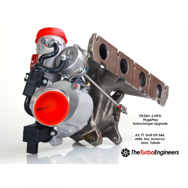 TTE350+ UPGRADE TURBOCHARGER
