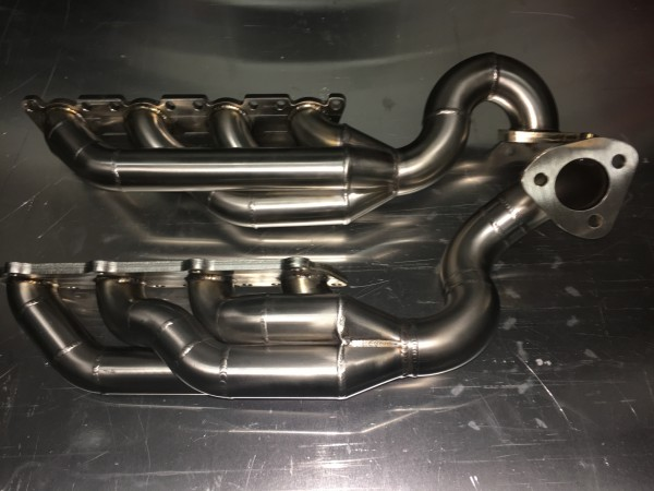 THE-RS6 C5 Exhaust Manifolds