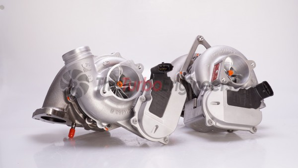 TTE800 VTG UPGRADE TURBOCHARGERS 997.2