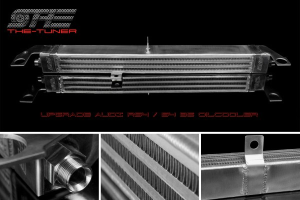 THE- RS4 / S4 B5 Oil Cooler