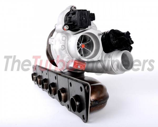 TTE550 N55 UPGRADE TURBOCHARGER