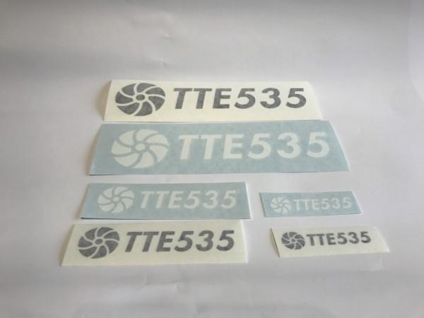 TTE535 Decal Sticker