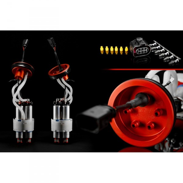 THE-RS4 / S4 B5 In-tank Duel Fuel Pump System