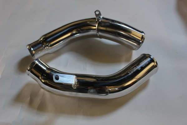 THE-RS4 / S4 Turbo Pressure Lower Pipes