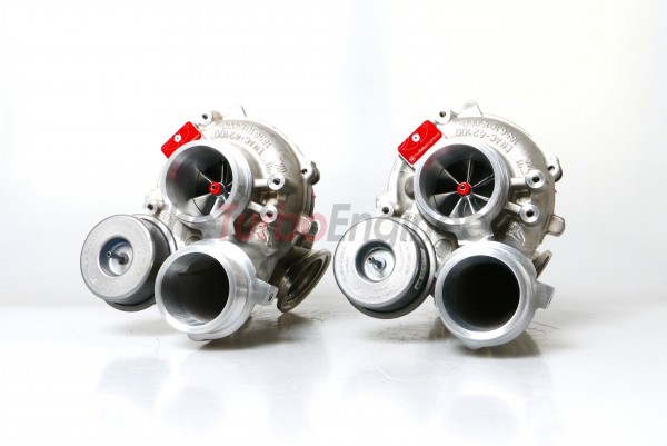 TTE760+ UPGRADE TURBOCHARGERS