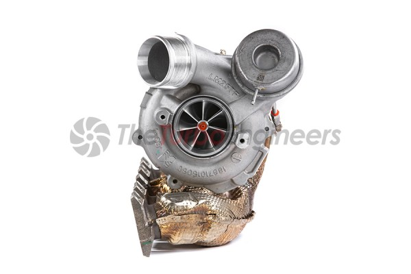 TTE600 RACE EVO 2.5TFSI UPGRADE TURBOCHARGER