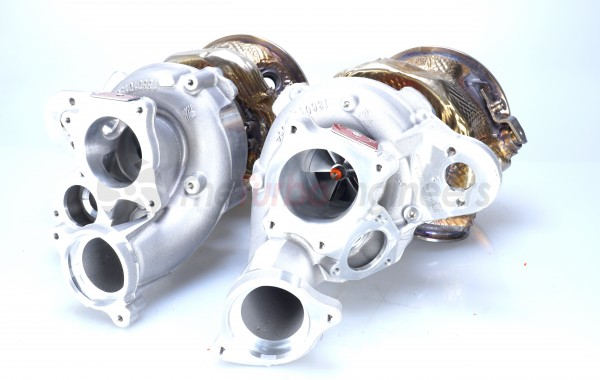 TTE888 EA825 4.0TFSI UPGRADE TURBOCHARGERS