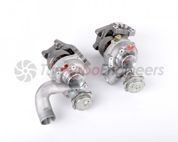 TTE880 RS4 / S4 B5 UPGRADE TURBOCHARGERS