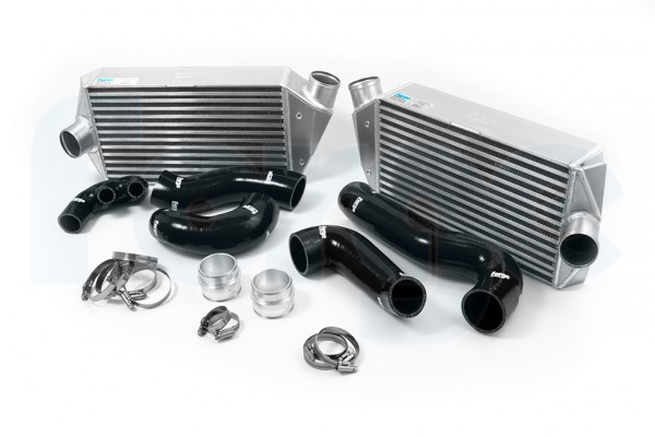 Forge Uprated Intercoolers for the Porsche 996