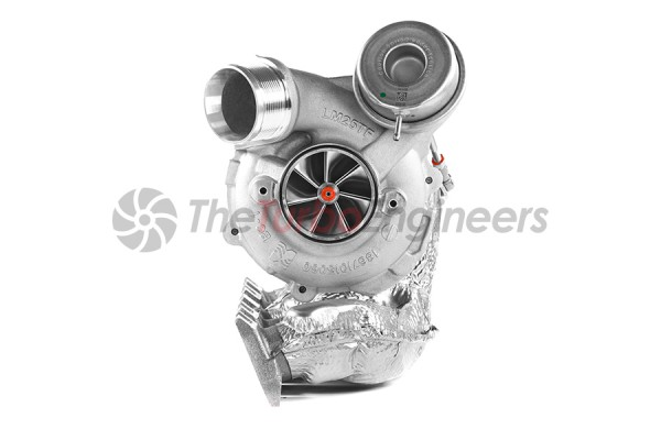 TTE700 EVO EA855 2.5 TFSI UPGRADE TURBOCHARGER