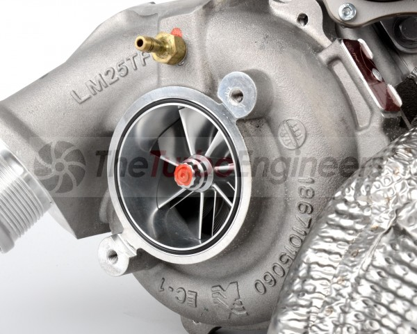 TTE625 UPGRADE TURBOCHARGER