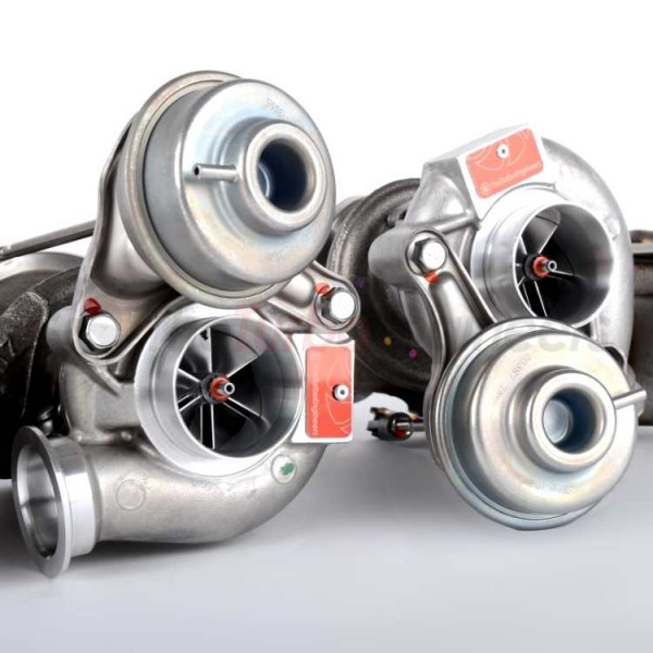 TTE680 UPGRADE TURBOCHARGERS N54
