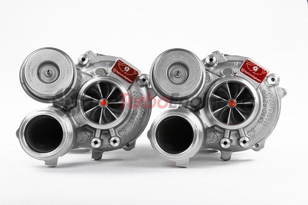 TTE910 AMG UPGRADE TURBOCHARGERS