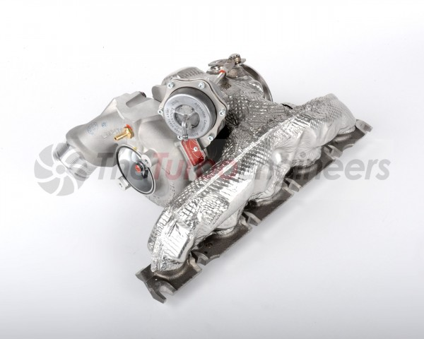 TTE700 2.5TFSI CZGB / CEPA UPGRADE TURBOCHARGER