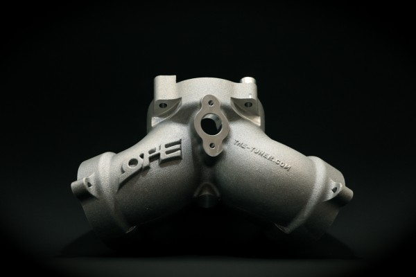 THE-RS4 / S4 B5 Throttle Body Cast Y Pipe